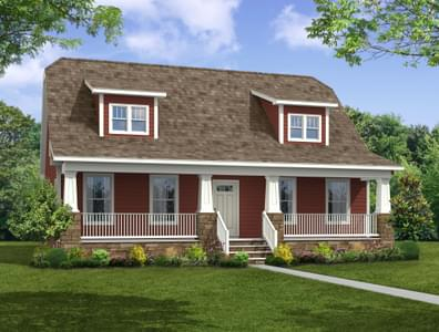 The Chesapeake Custom Home in King and Queen County VA