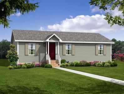 The Danville Custom Home in King and Queen County VA