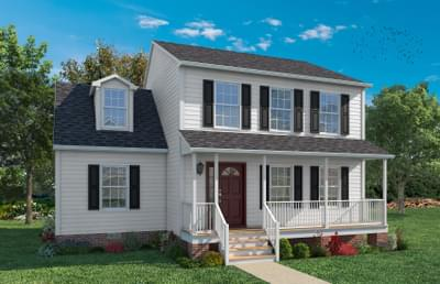 The Franklin Custom Home in King and Queen County VA