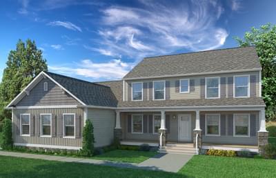 The Laurel Custom Home in King and Queen County VA