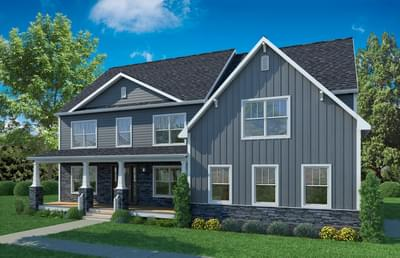 The Mahan Custom Home in King and Queen County VA