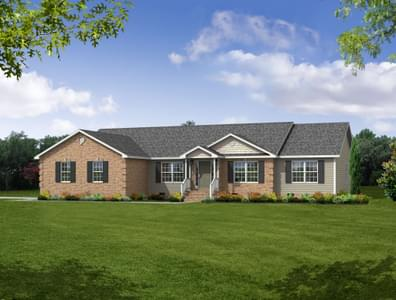 The Neil Custom Home in King and Queen County VA