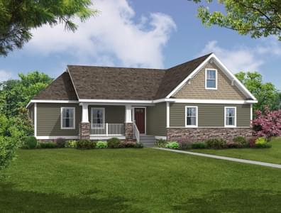 The Radford Custom Home in King and Queen County VA