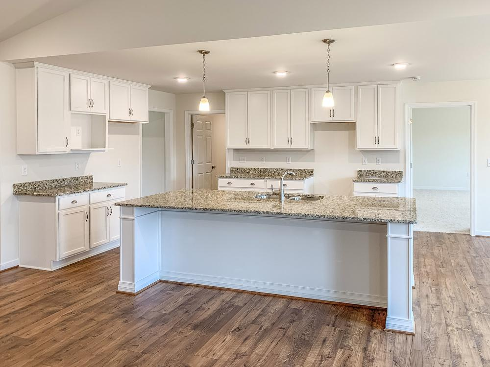 Custom Home Kitchens Photos