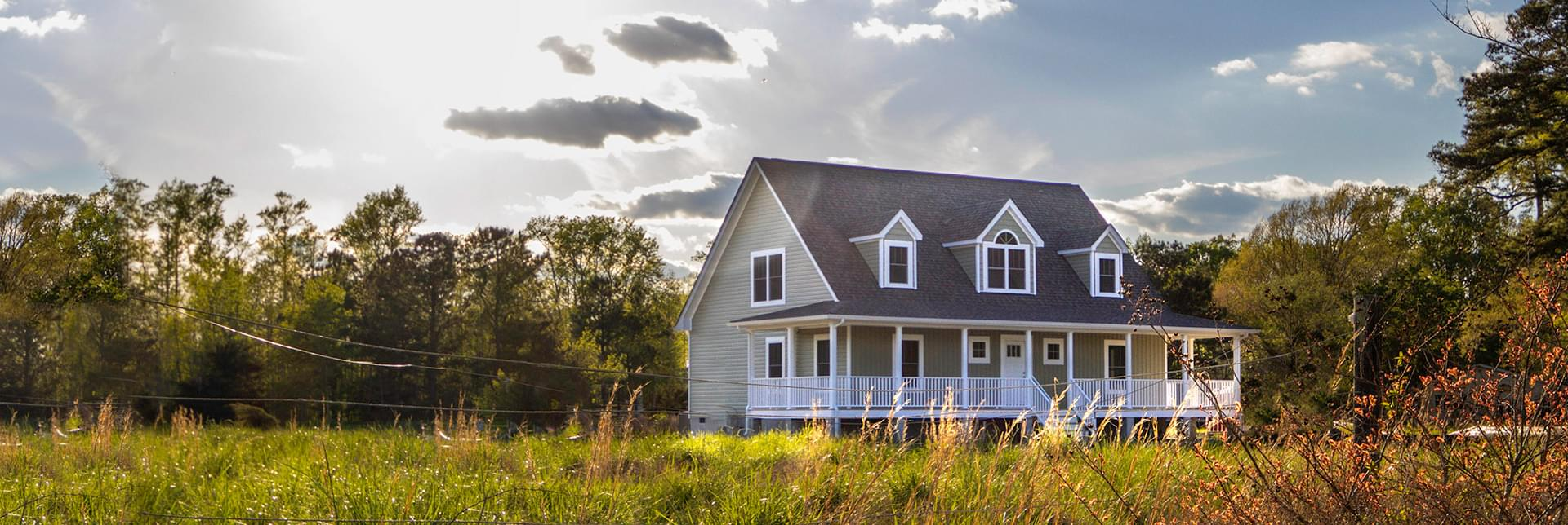 New Homes in Sussex County VA