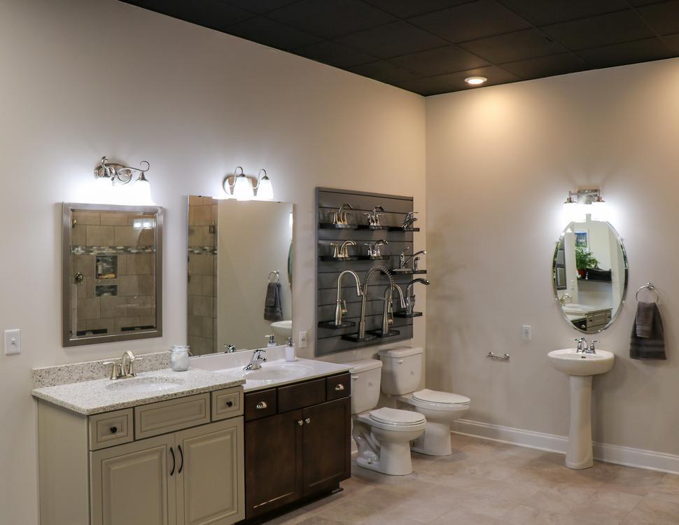 Custom Home Design Showroom Photos